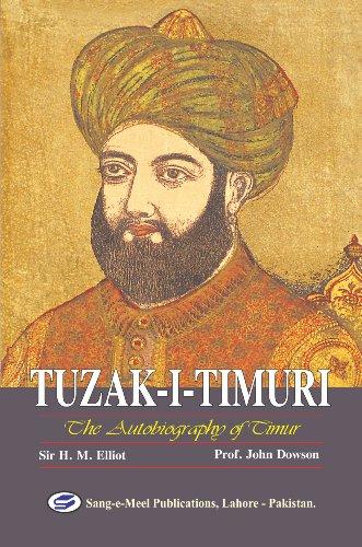 9789693516432: Tuzak-I-Timuri: The Autobiography of Timur
