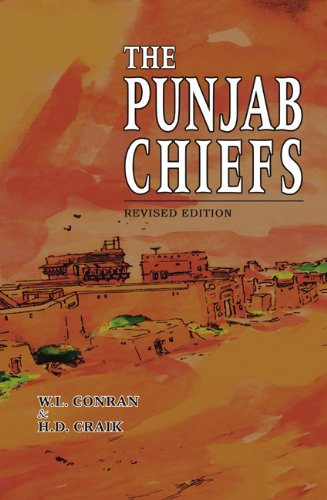 The Punjab Chiefs.: Lepel H. Griffin