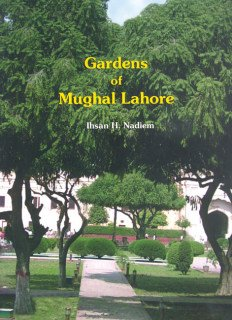 9789693516999: Gardens of Mughal Lahore