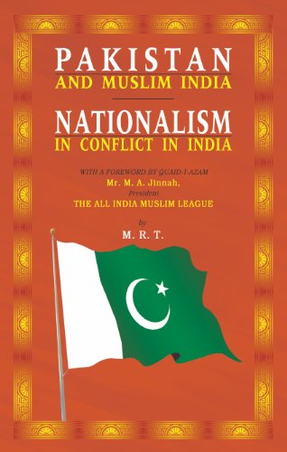 9789693517033: Pakistan and Muslim India, Nationalism in Conflict in India
