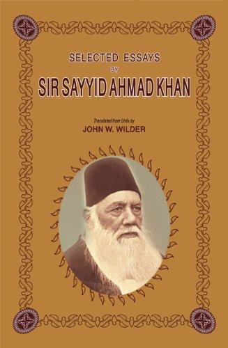 9789693518054: Selected Essays by Sir Sayyid Ahmad Khan