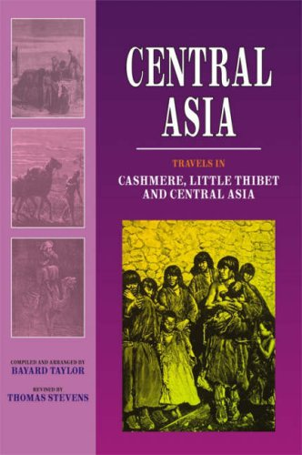 9789693518450: Central Asia: Travels in Cashmere, Little Thibbet and Central Asia
