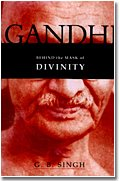 9789694024929: Gandhi: Behind the Mask of Divinty