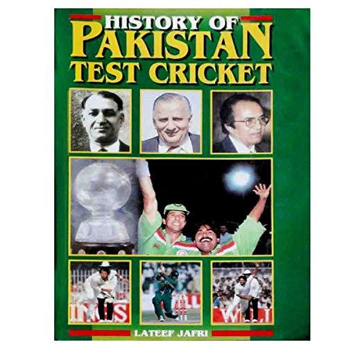 History of Pakistan Test Cricket: LaTeef Jafri