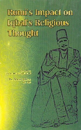 9789694160733: Rumi's Impact of Iqbal Religious Thought