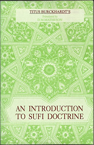 9789694321660: An Introduction to Sufi Doctrine