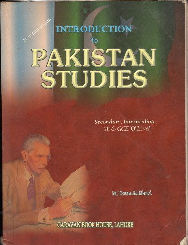 9789694780016: New Millennium Introduction to Pakistan Studies