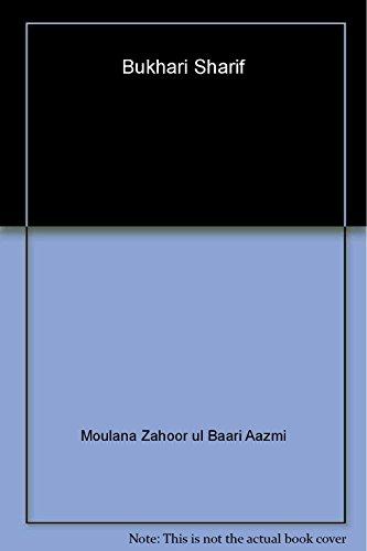 9789695108499: Bukhari Sharif