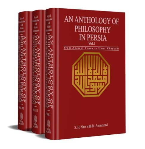 9789695191071: An Anthology of Philosophy in Persia