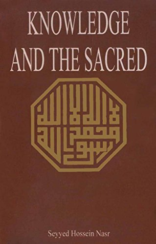 9789695191927: Knowledge And The Sacred