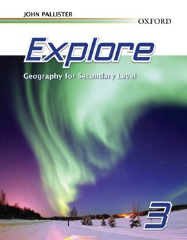 9789697752928: Explore Secondary Geography Book 3