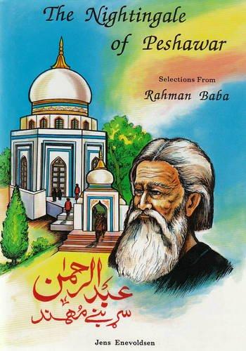 9789698343002: The Nightingale of Peshawar: Selections from Rahman Baba