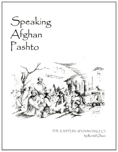 Speaking Afghan Pashto: The Eastern Afghan Dialect: Roman Script. Pack (Mixed media product): ...