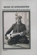 9789699808005: Music of Afghanistan Professional Musicians in the city of Herat 1973-77