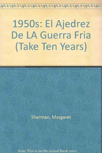 """1950s: El Ajedrez De LA """"Guerra Fria: Sharman, Margaret"""