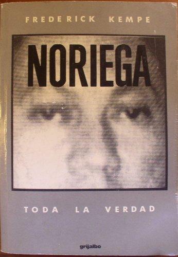 9789700500478: Noriega: Toda la Verdad