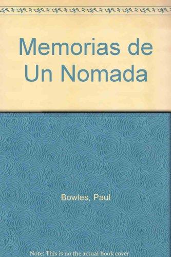9789700500966: Memorias de Un Nomada (Spanish Edition)