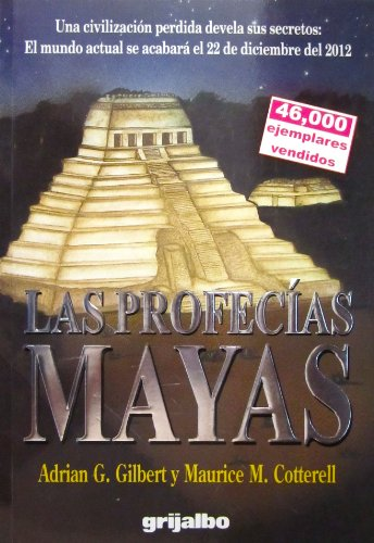 9789700506739: Las profecias mayas