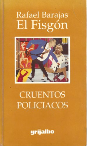CRUENTOS POLICIACOS. Con dedicatoria manuscrita del autor.: BARAJAS, Rafael