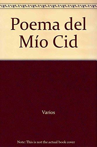 Poema del M?o Cid: Varios