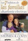 9789700510040: Los 7 habitos de las familias altamente efectivas