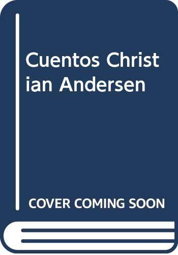 9789700510514: Cuentos Christian Andersen