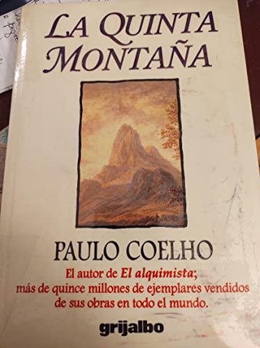9789700512525: La quinta montaña