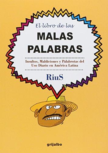9789700513102: El libro de las malas palabras / The Book of bad Words (Spanish Edition)