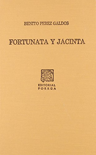 9789700701844: FORTUNATA Y JACINTA (SC185)