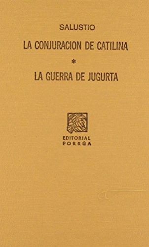 9789700702872: CONJURACION DE CATILINA, LA (SC288)