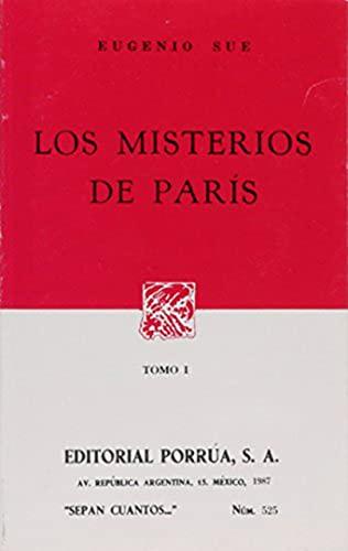 MISTERIOS DE PARIS 1, LOS (SC525): SUE, EUGENIO