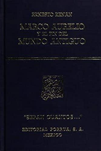 9789700705958: MARCO AURELIO Y EL FIN DEL MUNDO ANTIGUO (SC597)