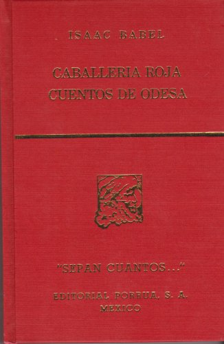 9789700706221: CABALLERIA ROJA (SC625)