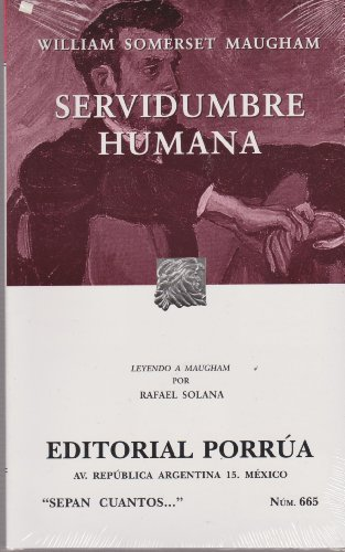 9789700709024: servidumbre human
