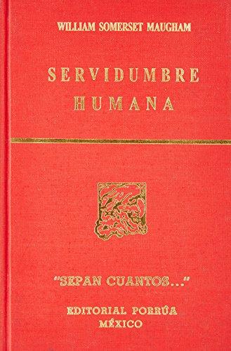 9789700709031: SERVIDUMBRE HUMANA (SC665)