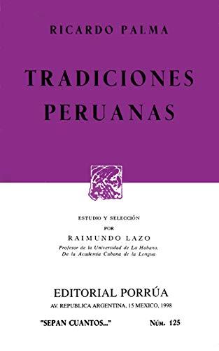 9789700714882: Tradiciones peruanas/Peruvian Traditions