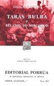 9789700721132: TARAS BULBAS/ RELATOS DE MIRGOROD (SEPAN CUANTOS #457)