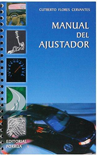 9789700727592: MANUAL DEL AJUSTADOR