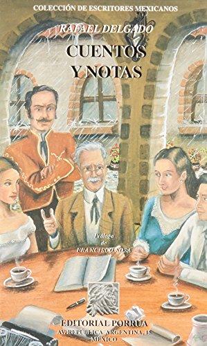 CUENTOS Y NOTAS (EM069): DELGADO, RAFAEL