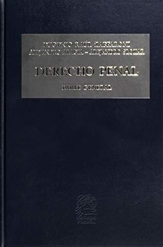 9789700731933: DERECHO PENAL PARTE GENERAL