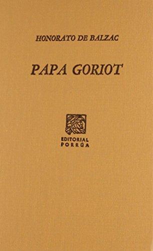 9789700742144: PAPA GORIOT (SC314)