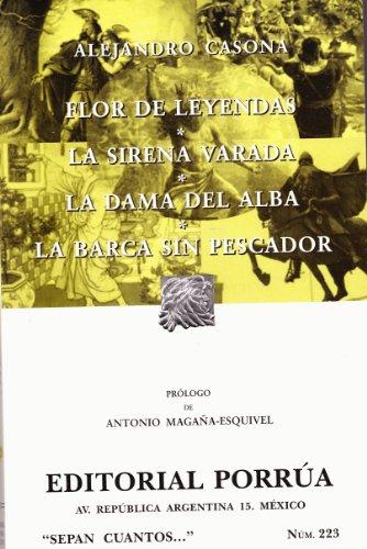 Flor de Leyendas / La Sirena Varada: Alejandro. Casona