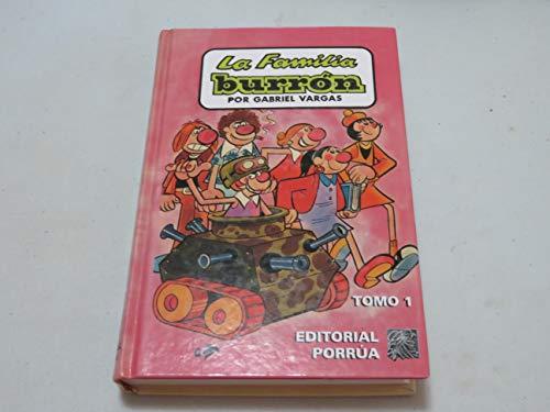 9789700747330: La Familia Burron, Tomo 1