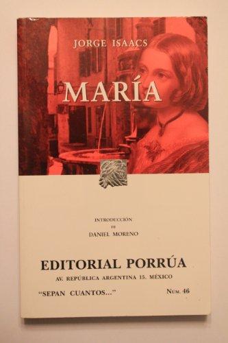 Maria (Spanish Edition): Jorge Isaacs