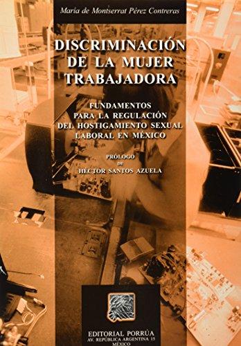 9789700749051: DISCRIMINACION DE LA MUJER TRABAJADORA
