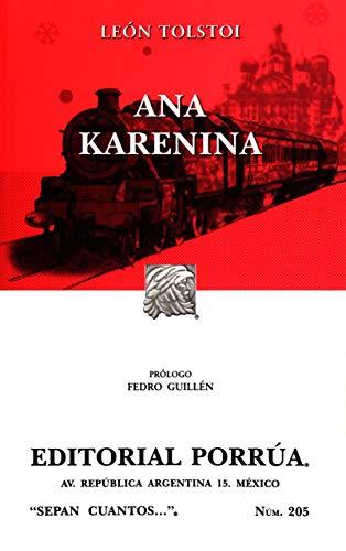 9789700750842: Ana Karenina (Sepan Cuantos # 205) (Spanish Edition)