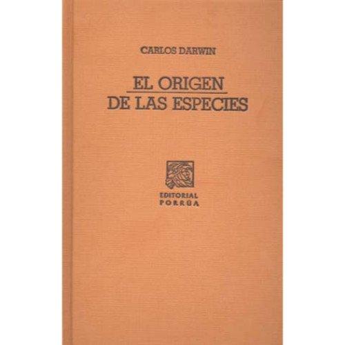 9789700753607: ORIGEN DE LAS ESPECIES, EL (SC385)
