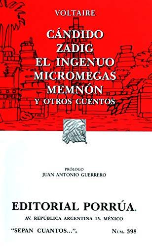 9789700756165: Candido (Sepan Cuantos # 398) (Spanish Edition)