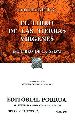 9789700757322: El Libro De Las Tierras Virgenes