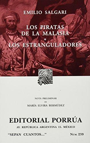 PIRATAS DE LA MALASIA, LOS (SC239): SALGARI, EMILIO